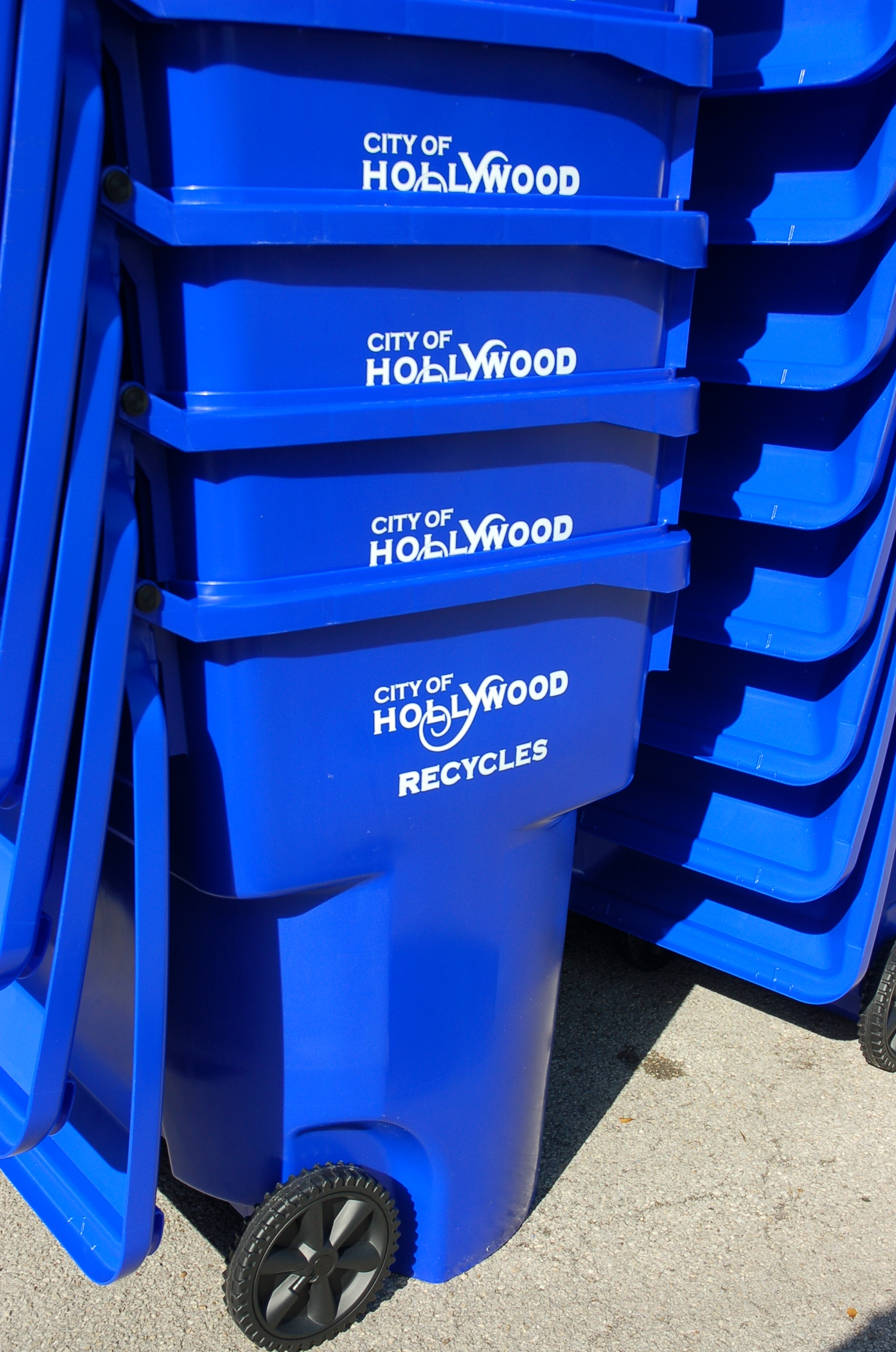 Recycle Carts