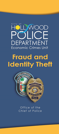 Fraud and Identity Theft